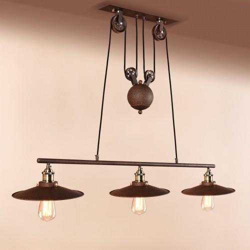 retractable lighting. Edison Vintage Industrial Adjustable Pendant Chandelier Light Retractable Lamp Lighting M