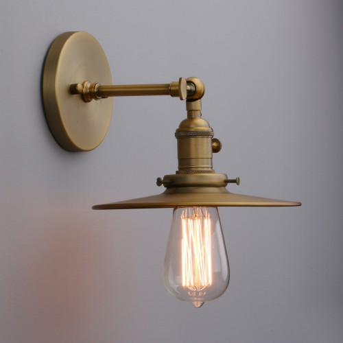 Retro Industrial Style Iron Sconce Wall Lamp Up Down Wall Light