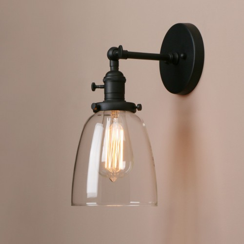 Vintage Wall Sconce Lamp Indoor Lighting Fixtures With Switch