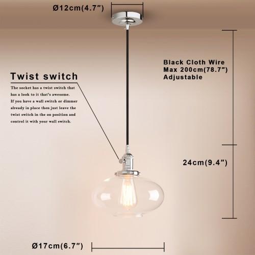 Industrial Style Kitchen Pendant Lights: Industrial Style Kitchen Island Lighting Farmhouse Pendant