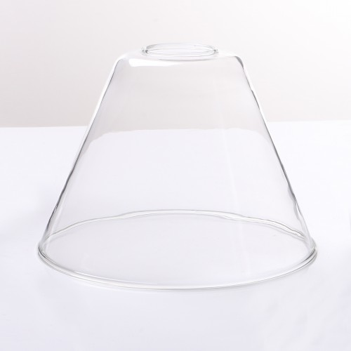 Pathson Clear Glass Shade for Retro Pendant Light Wall Light